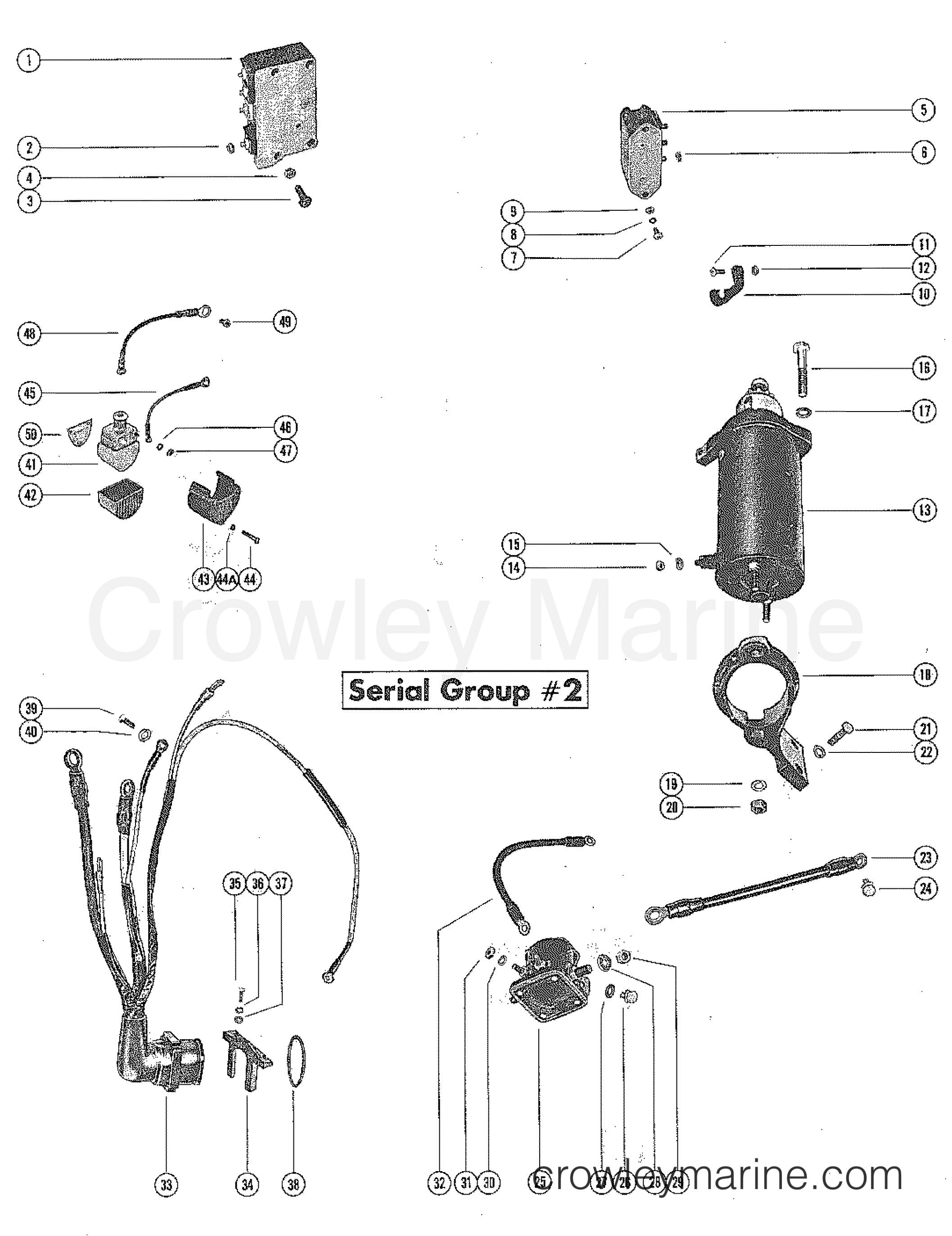 70 Johnson Wiring Diagram