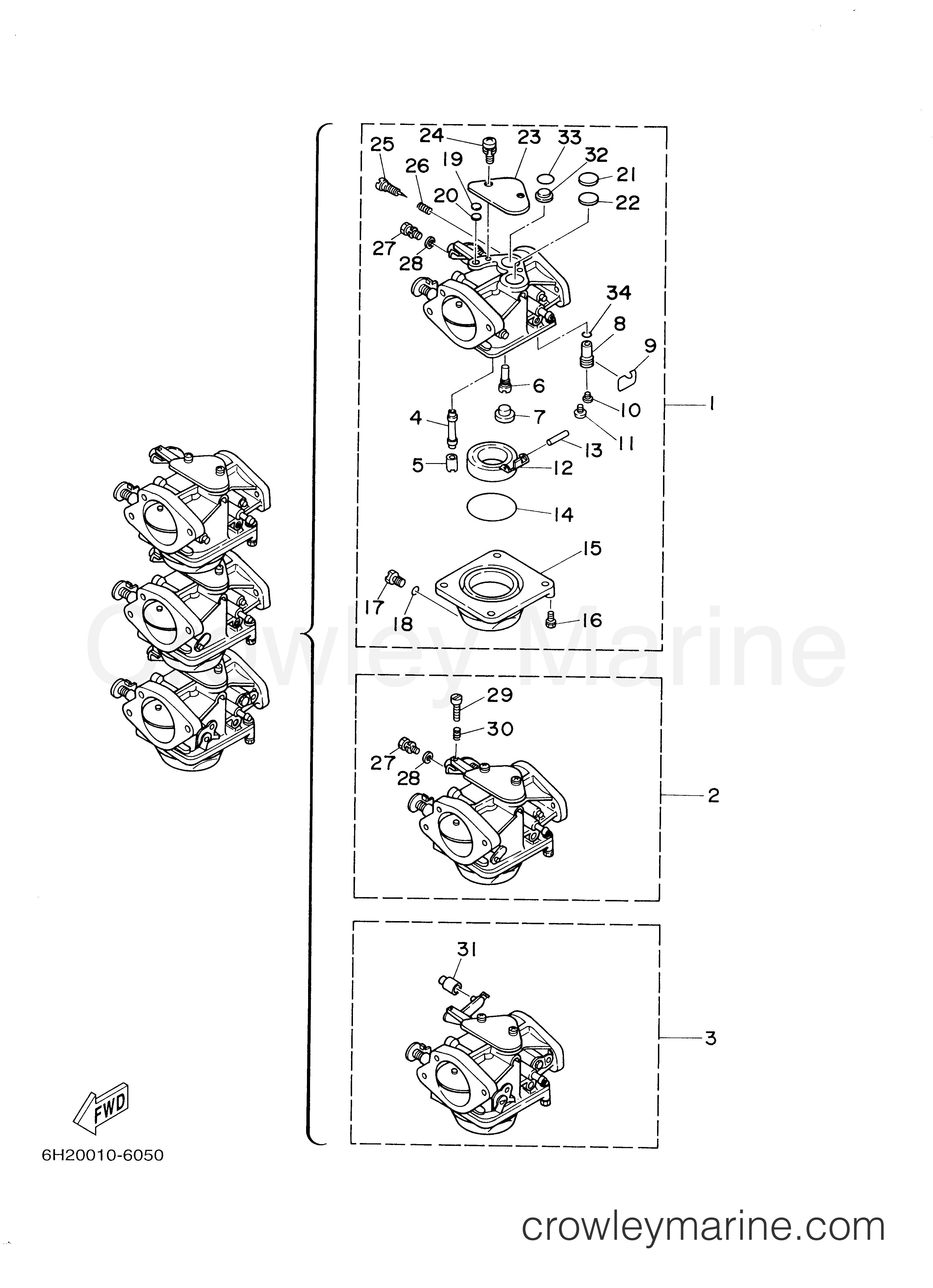 Carburetor C60try