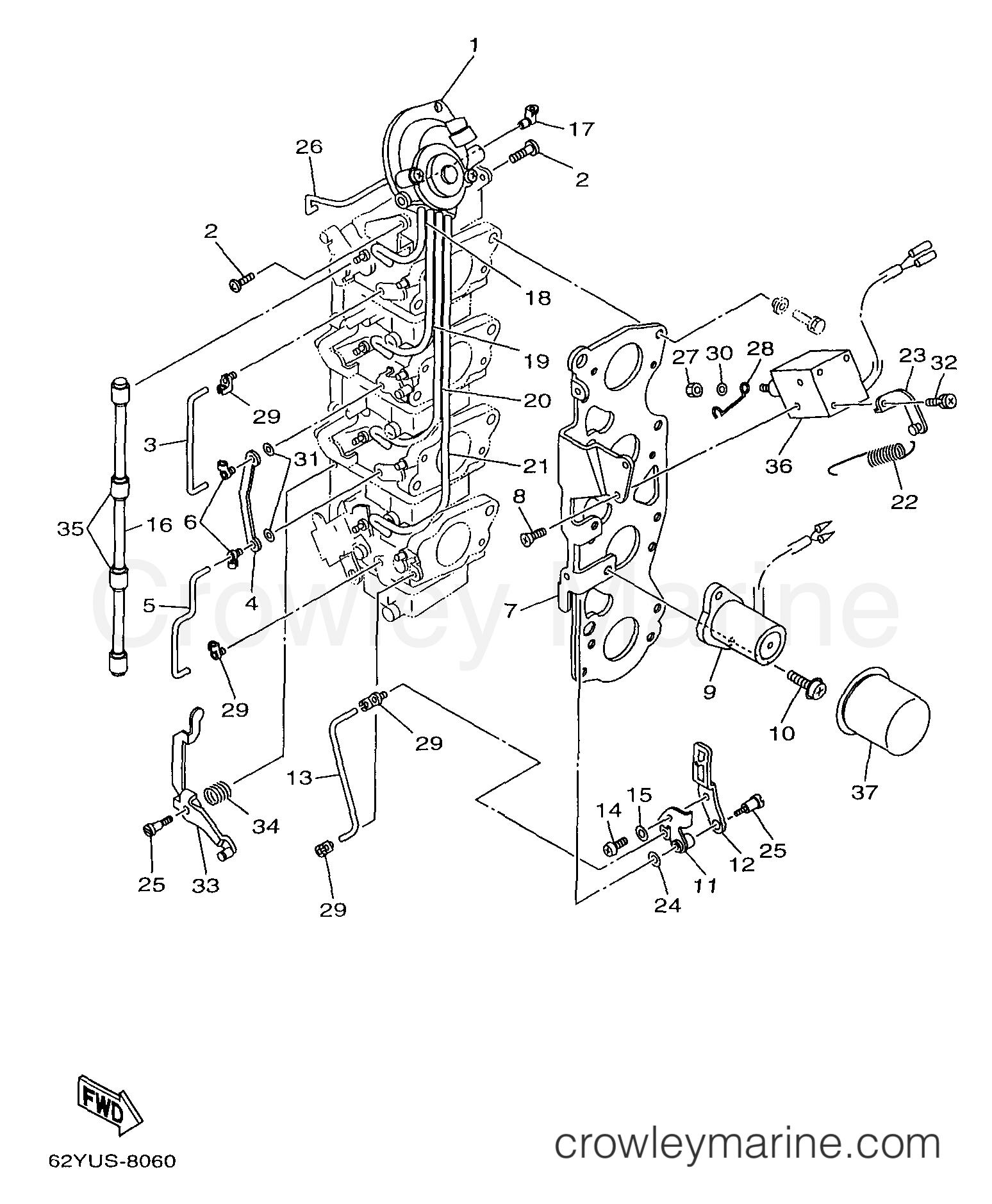 Carburetor Link