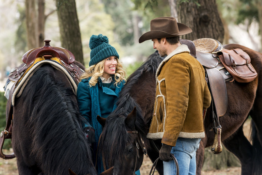 About One Starry Christmas Hallmark Channel