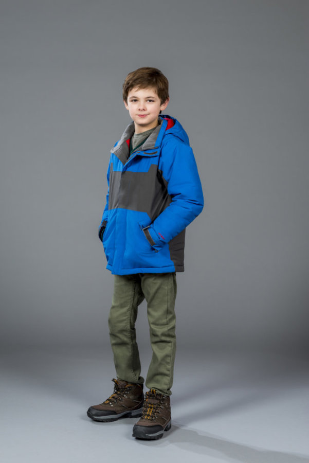 Max Charles As Kevin On Northpole Hallmark Channel