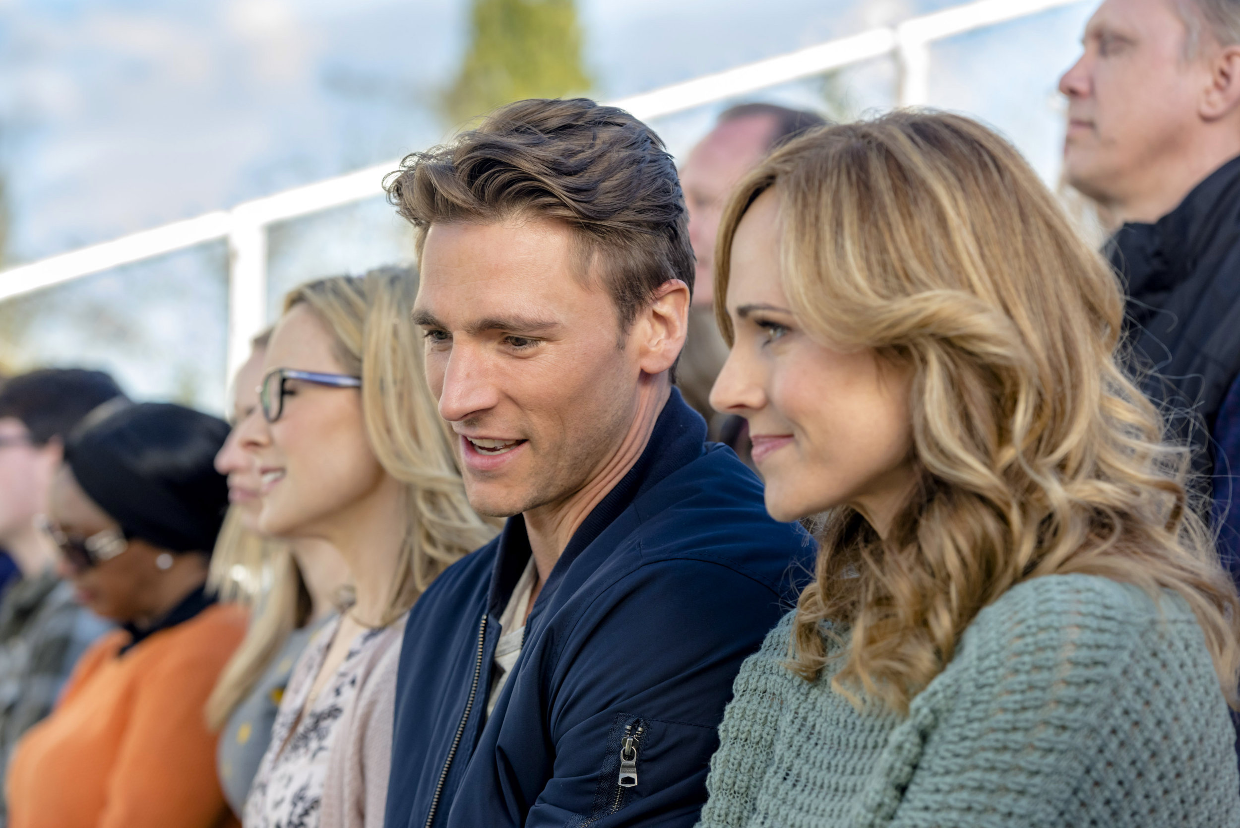 Cast The Perfect Catch Hallmark Channel