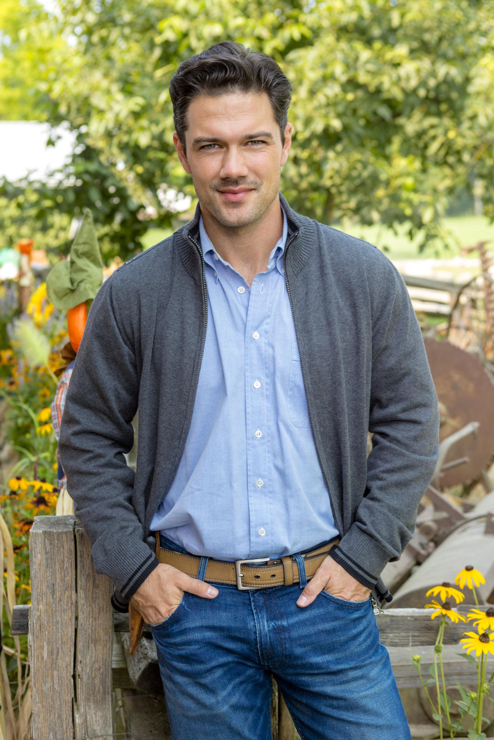 Ryan Paevey On Harvest Love Hallmark Channel