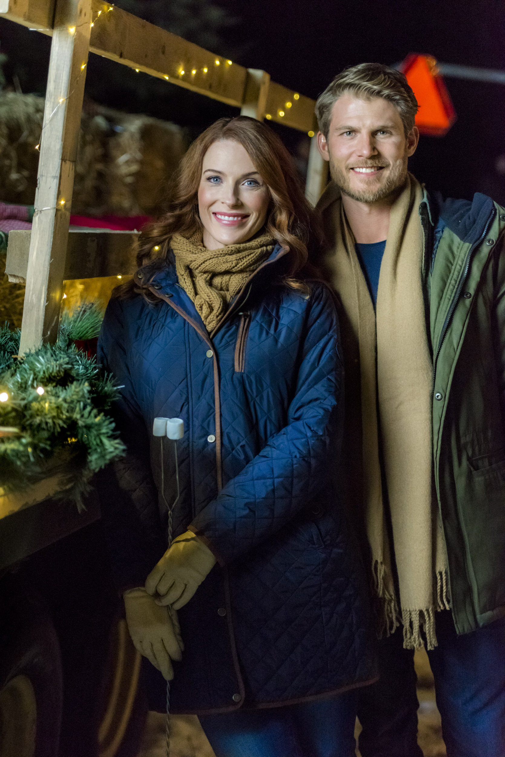 About The Movie Christmas Getaway Hallmark Channel
