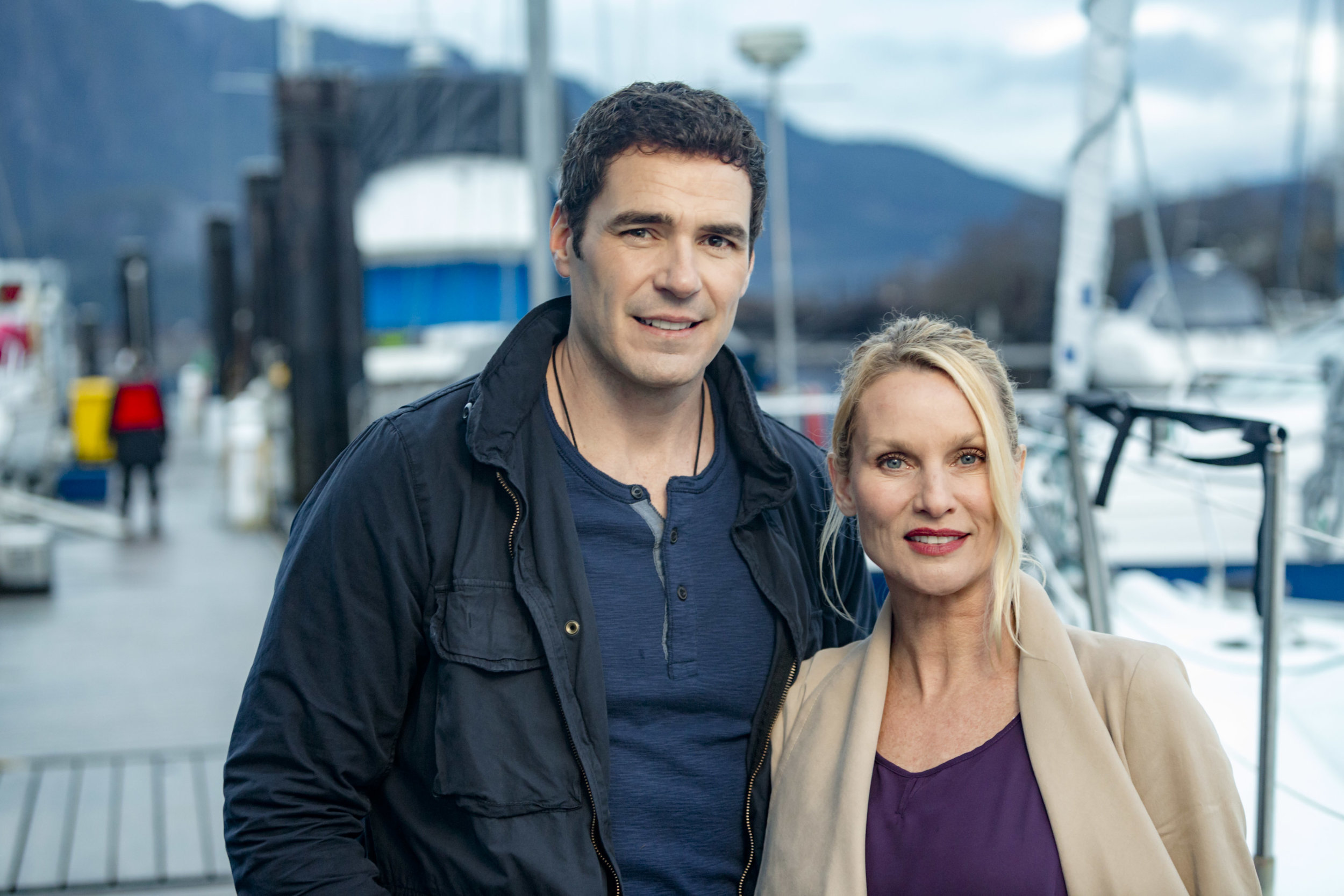 Cast All Yours Hallmark Channel