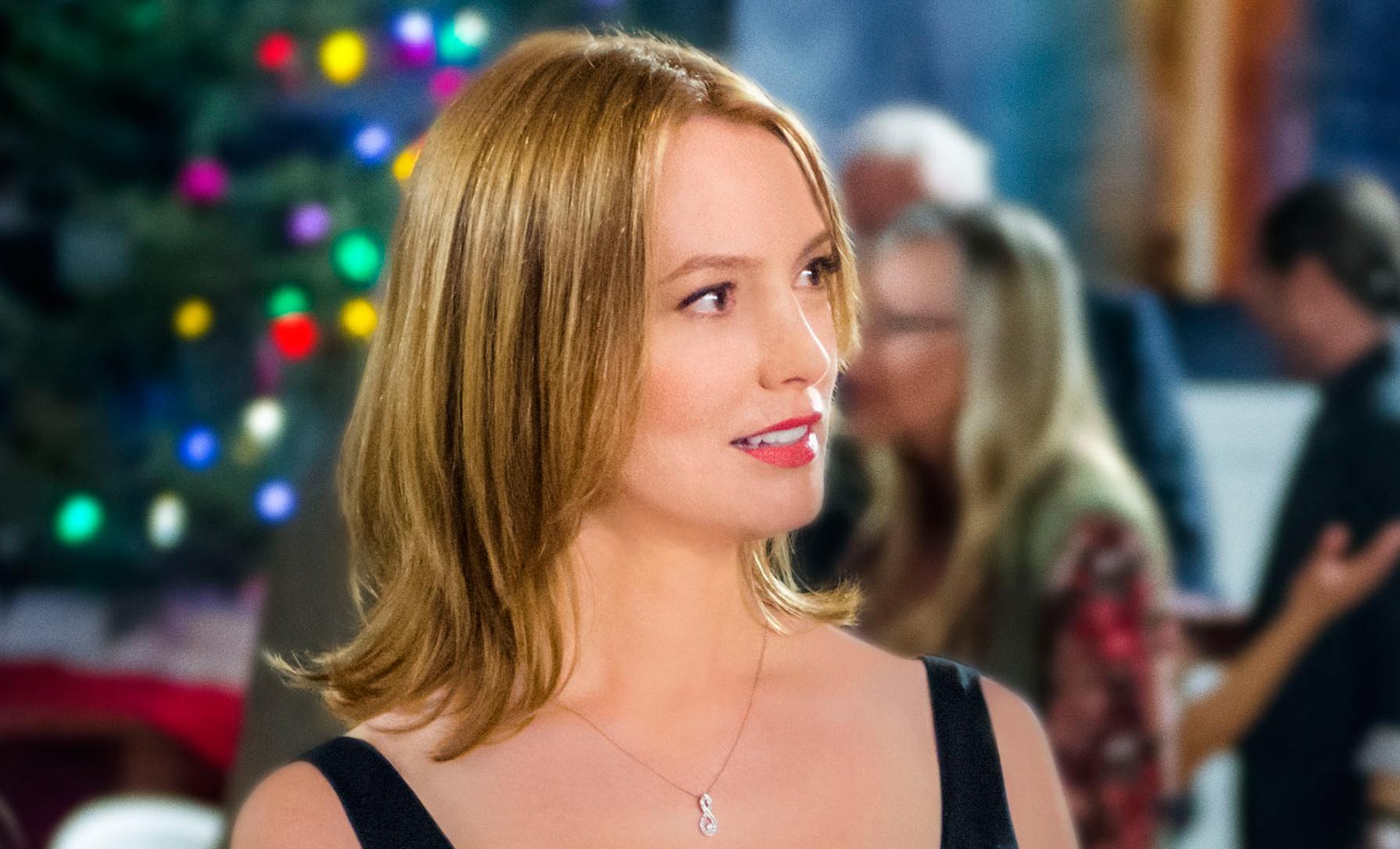 Cast Im Not Ready For Christmas Hallmark Channel