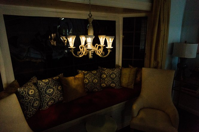 How To Home Family Diy Outdoor Solar Chandelier Hallmark Channel