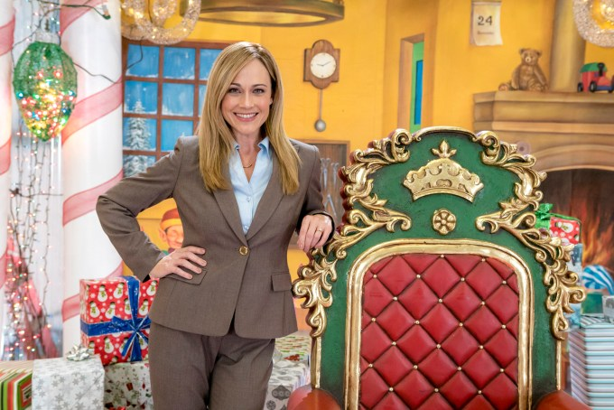 cast a dream of christmas hallmark channel - A Dream For Christmas