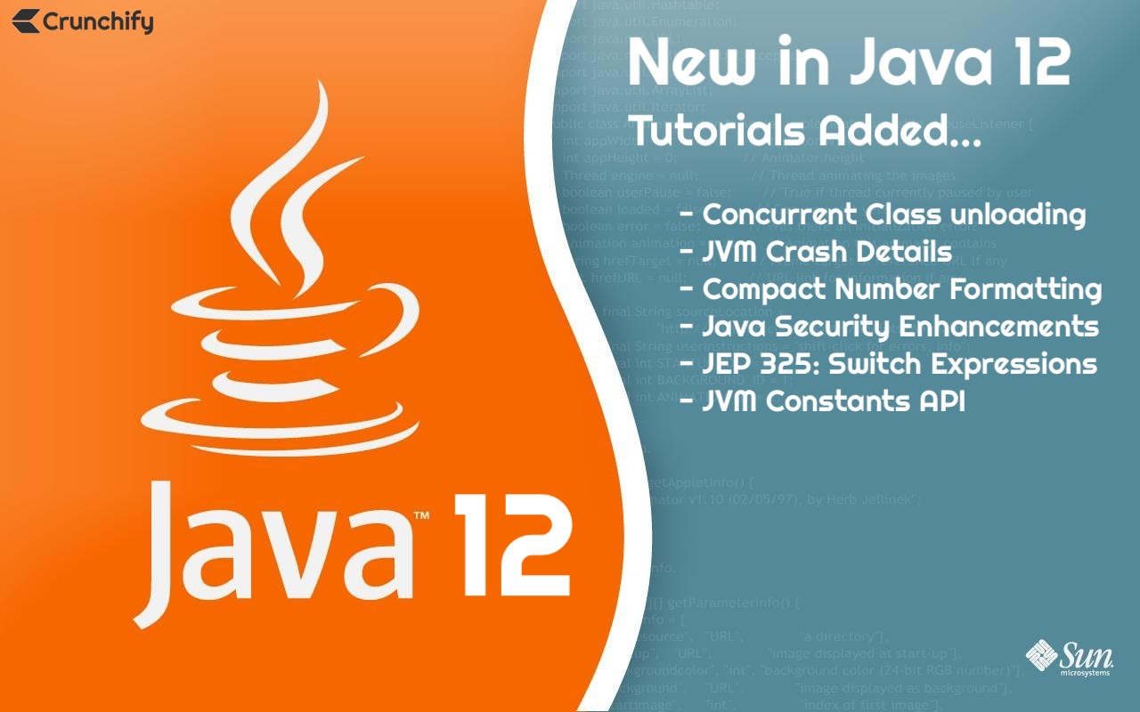 Everything About Java12