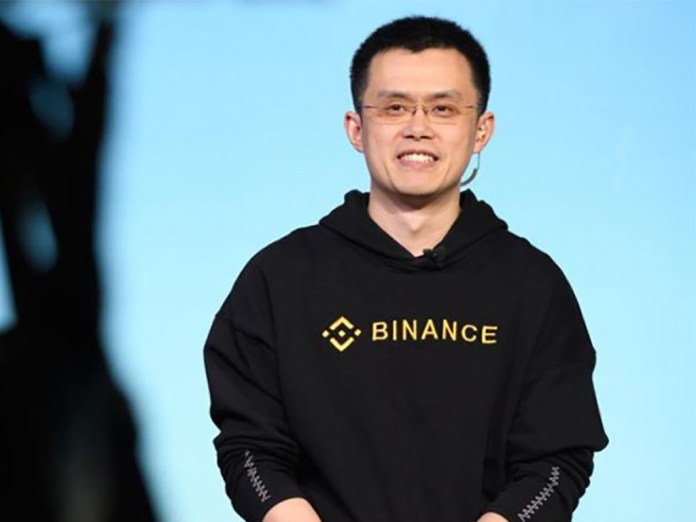 Changpeng Zhao, founder of Binance is looking to new areas for its continued growth.