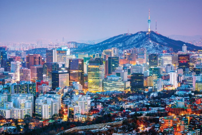 Seoul, the capital of South Korea. As Seoul goes, so goes the nation when it comes to elections. With one in two South Koreans living in the country's capital.