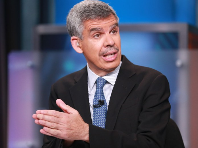 "Mohamed El-Erian, chief economic adviser at Allianz and a leading thinker financial market thinker says that Bitcoin around US$5,000 is a ""buy."""
