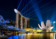 Singapore was still reveling from the Singapore Airlines Formula 1 Night Race as the who's who in the cryptosphere poured into the city for two massive blockchain and crypto events.