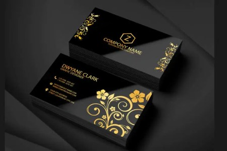 100  Free Business Cards PSD      The Best of Free Business Cards Graphic Designer Business Card Template PSD