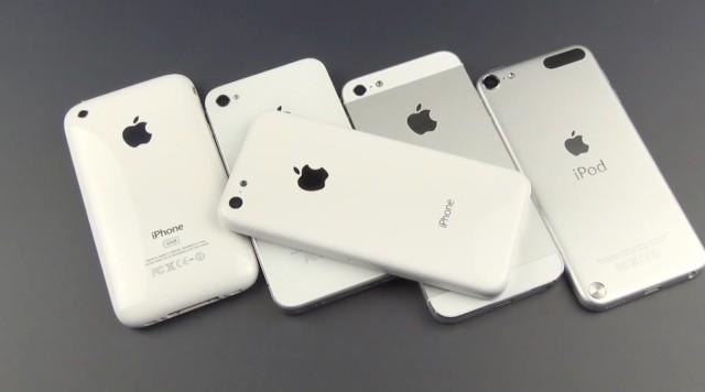 Budget Iphone Parte di perdite indica che il dispositivo avrà le stesse dimensioni del iPhone 5.