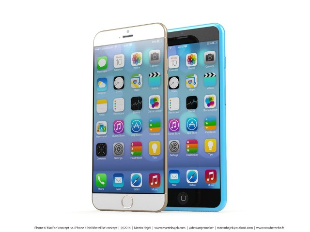 killer iPhone 6 concept