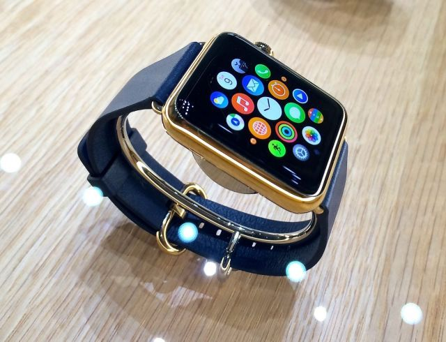 Demand is there for the Apple Watch, but is supply? Photo: Leander Kahney/Cult of Mac