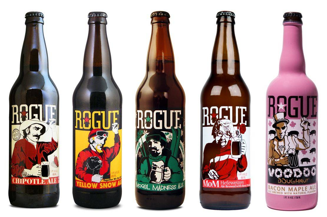 Image result for rogue beer