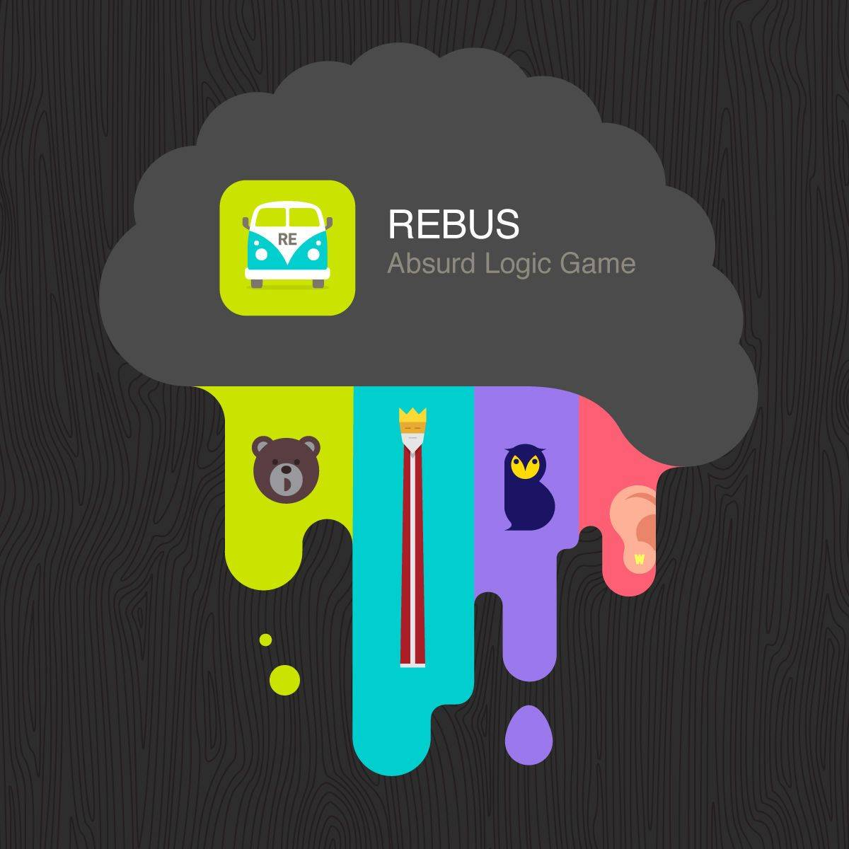 Energize Your Brain With Rebus An Absurd Logic Game