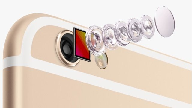 Get ready for a major camera upgrade for the iPhone 6s.