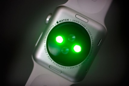 Image result for apple watch ppg sensor
