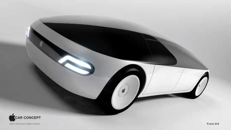 How can you not be excited about an Apple Car?
