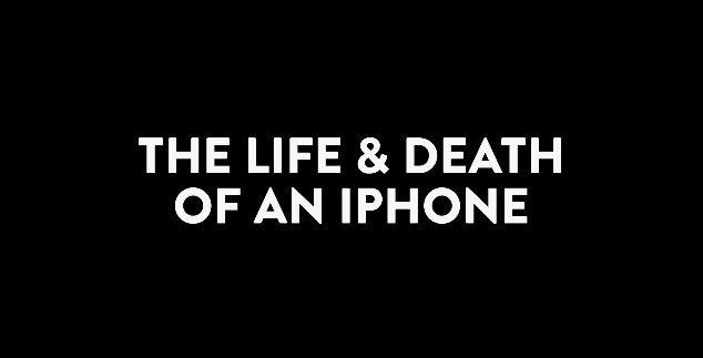 Twelve months in the life of an iPhone.