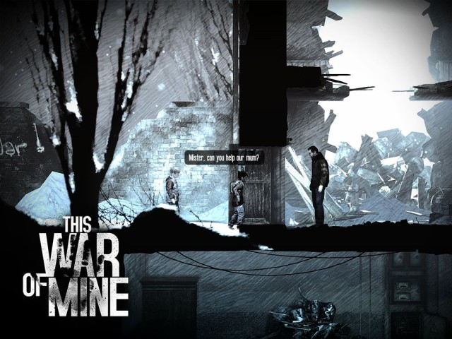 Make difficult choices in this compelling survival game, now on iPad.