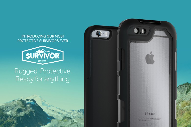 The Survivor by Griffin Technology.