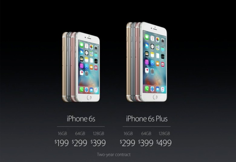 The iPhone 6s Plus might be hard to find on launch day.
