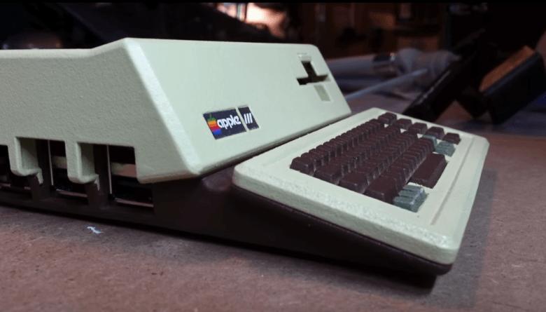 Apple-III-Raspberry-Pi-case