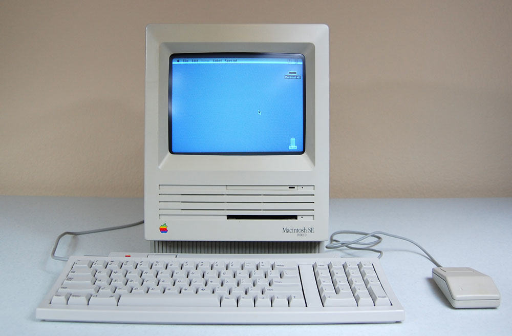 Today In Apple History Macintosh Se Fdhd Adds Superdrive