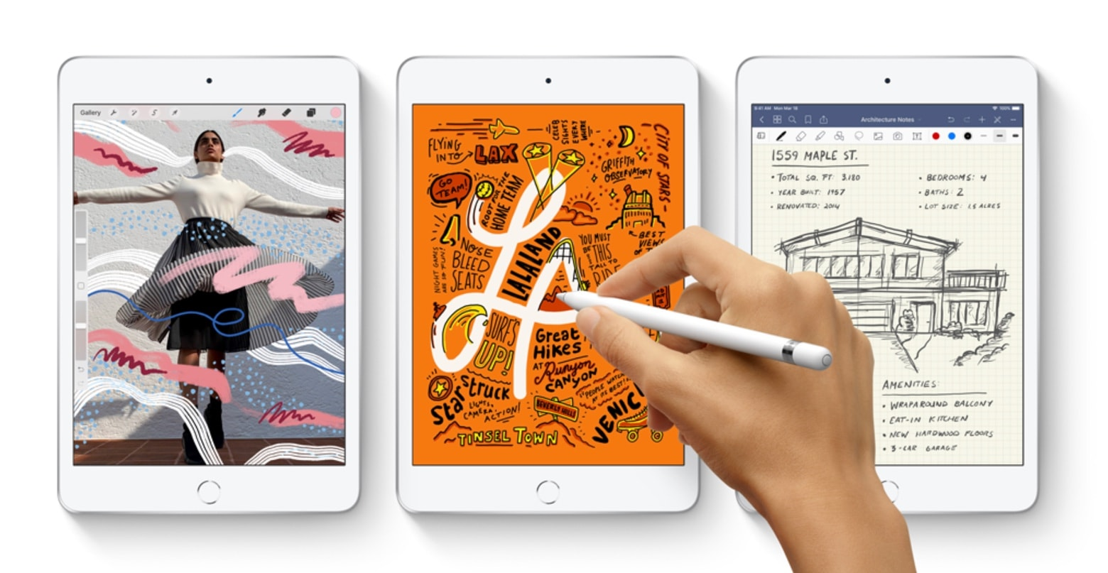 2021 iPad mini screen size might expand to 8.4 inches