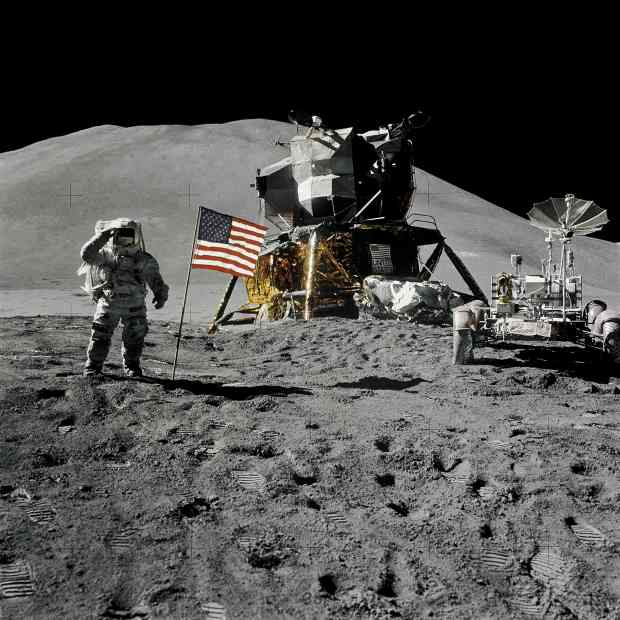 How many moon missions could an iPhone manage? A lot of them!