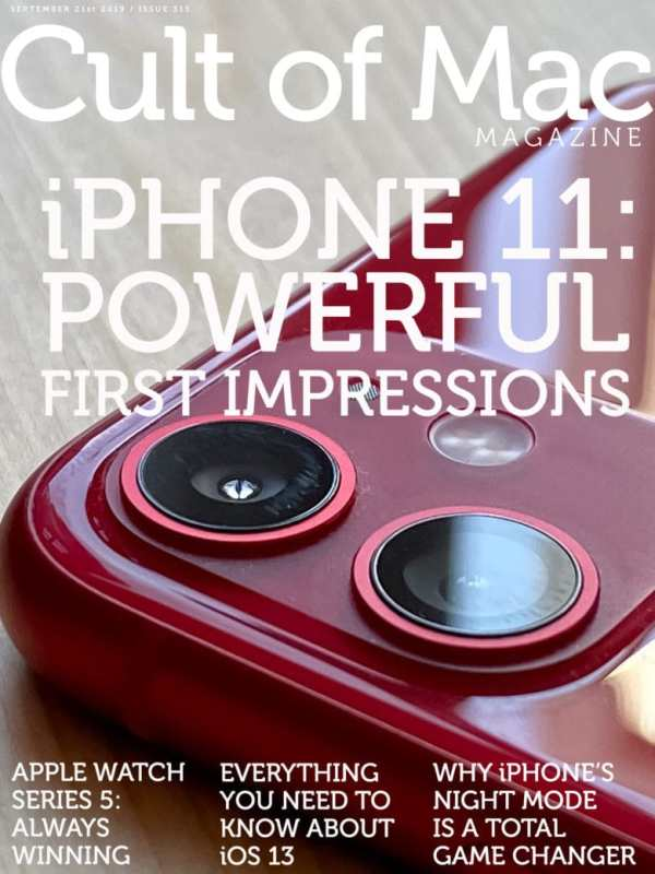 iPhone 11 makes powerful first impression [Cult of Mac Magazine 315]
