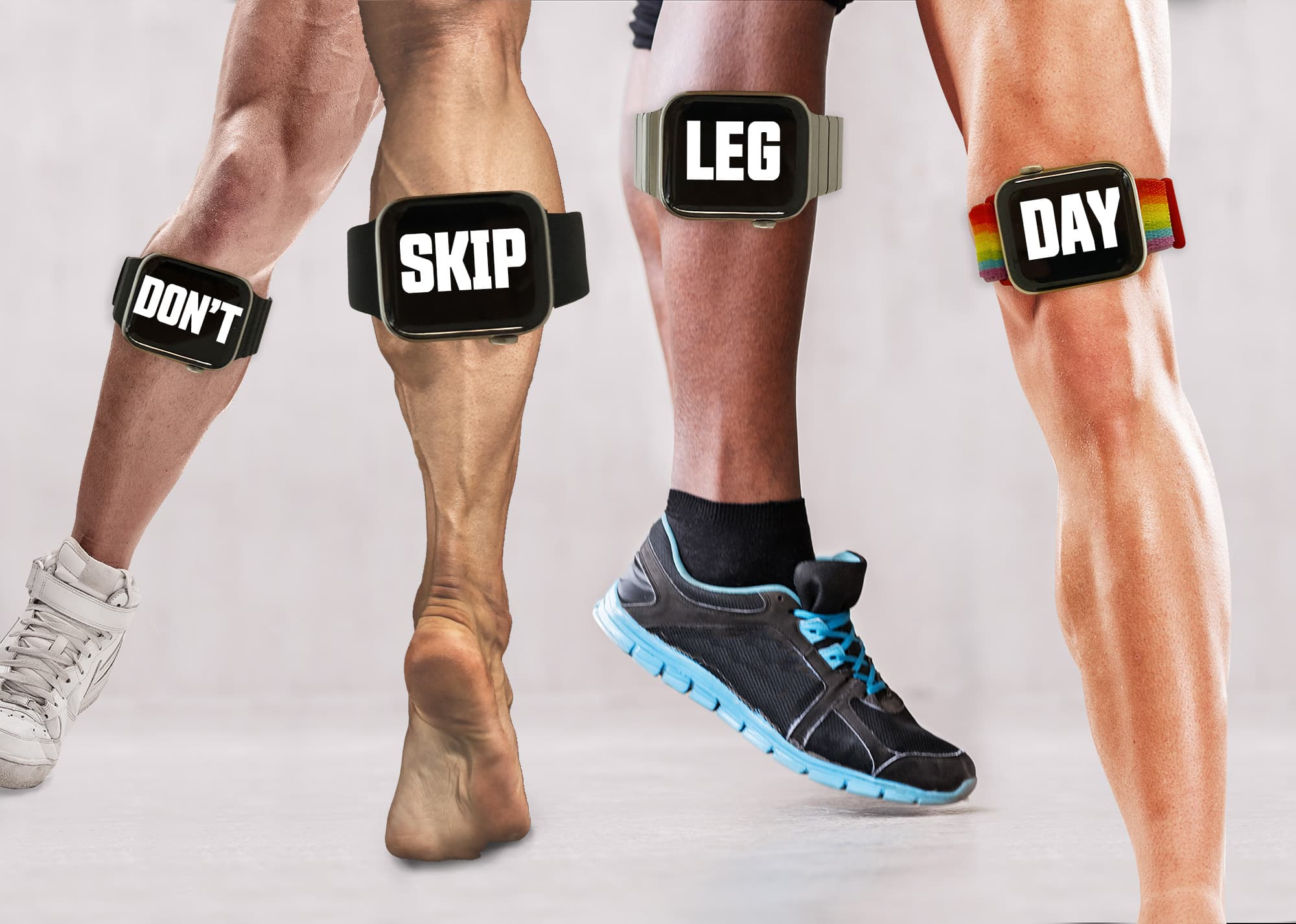 Why You Shouldn T Skip Leg Day And How Apple Watch Can Help