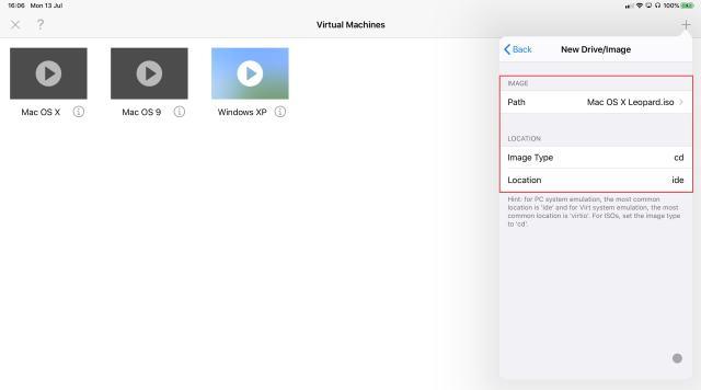 Configuración de la máquina virtual UTM