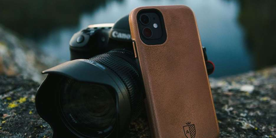 Aeris Copper Germ-Killing iPhone Case: The first copper-coated case protects your phone from bumps and scrapes, and your hands from a range of bacteria and viruses