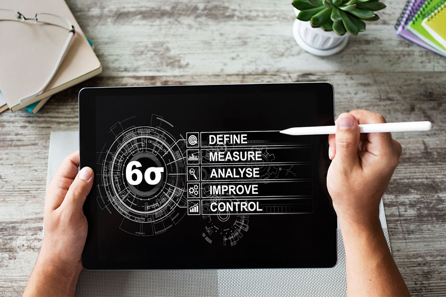 Ring in the new year by mastering Six Sigma training