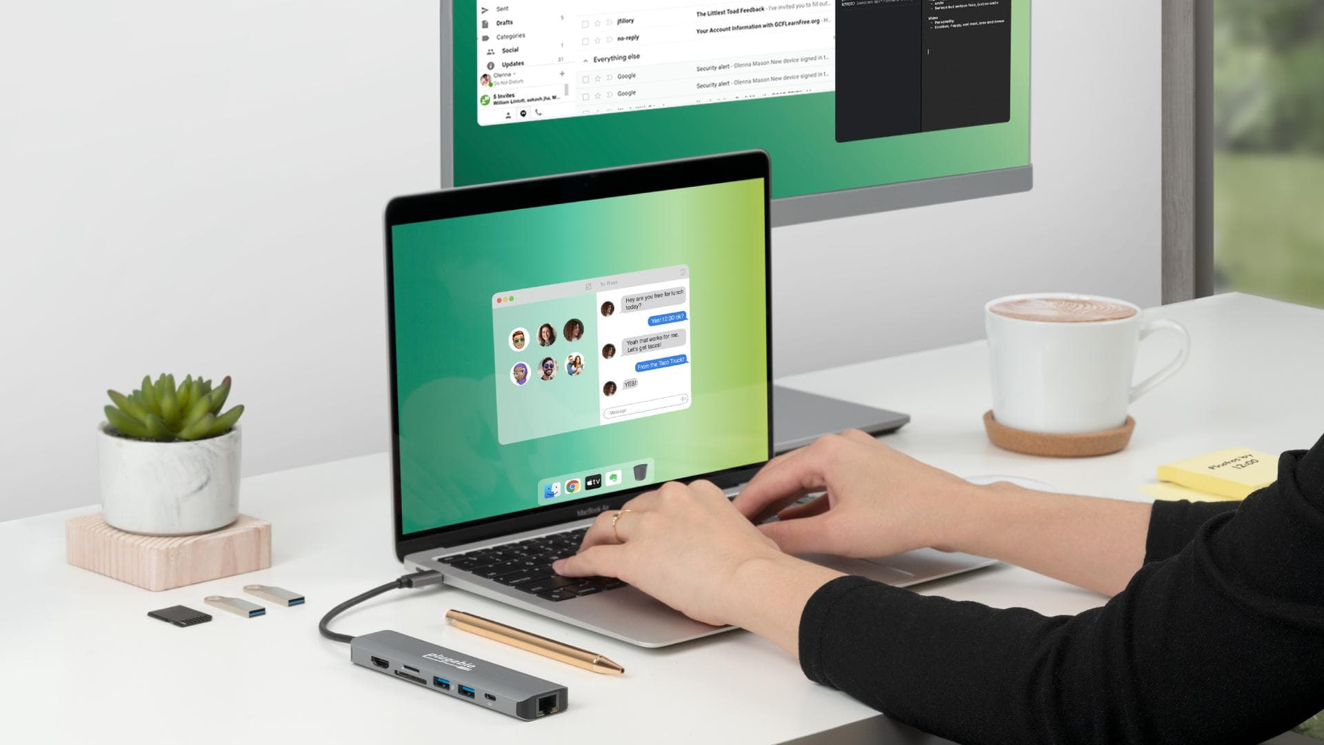 Plugable 7-in-1 USB-C hub promises top-tier performance on a budget