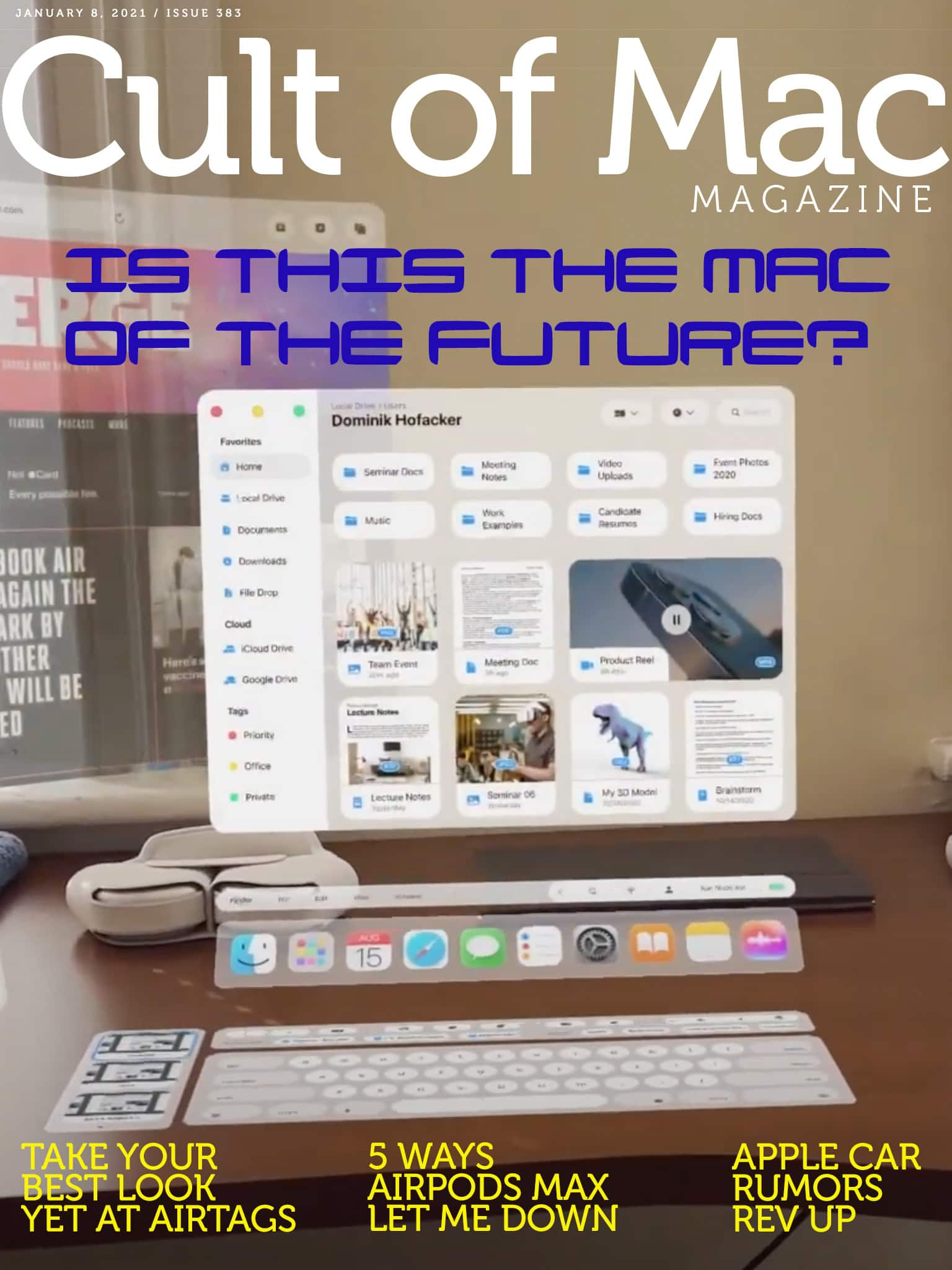Is this the future of Macs? [Cult of Mac Magazine 383]