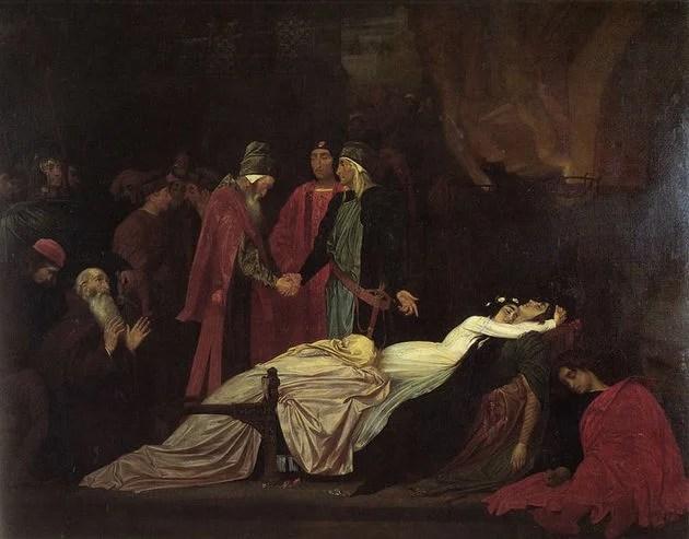 De Romeo Julieta Y Frases