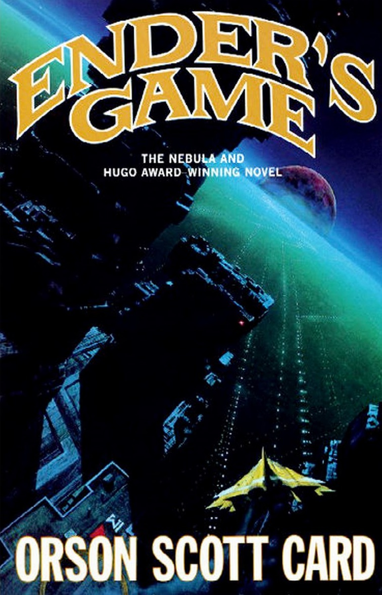 cover of Ender's Game by Orson Scott Card