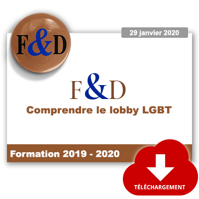 Comprendre le lobby LGBT