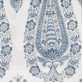 cypress indigo fabric