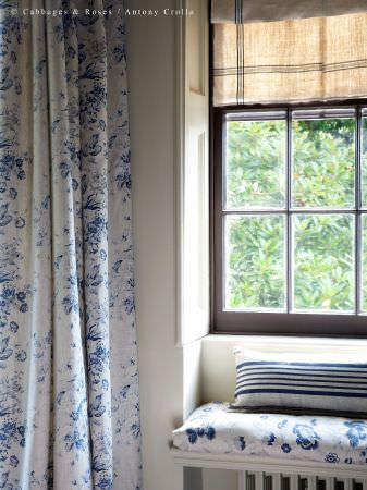 Cabbages And Roses Fabric Collection Cabbages And Roses Curtains Amp Roman Blinds