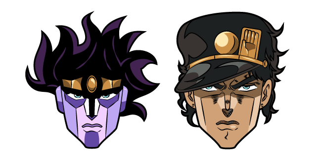 Gamers Discussion Hub jojos-bizarre-adventure-jotaro-kujo-and-star-platinum-cursor-pack Top 35 Best Custom Cursor Windows 10 (2021)