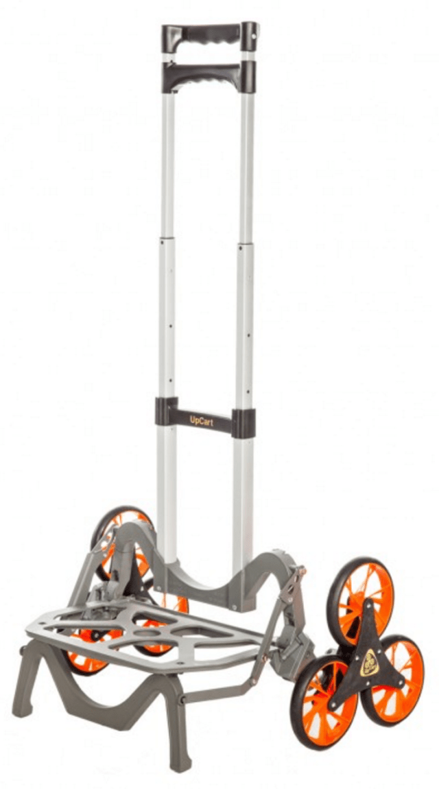 The Upcart Deluxe Conveniently Folds Flat For Easy Storage Keeping You Ready For Your Next Move