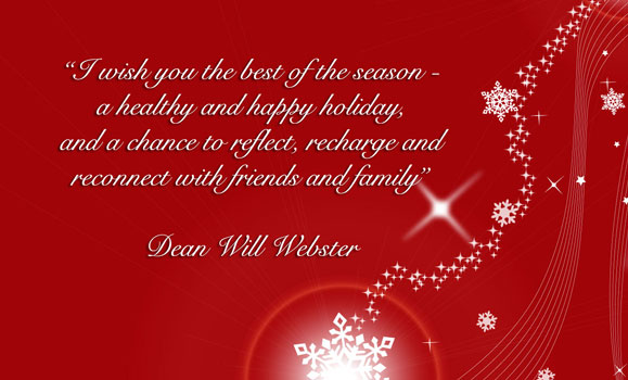 Deans Holiday Message 2015 Faculty Of Health Dalhousie University