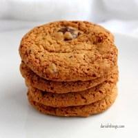 Lækre sprøde cookies med hasselnødder (æggeblomme opskrift)